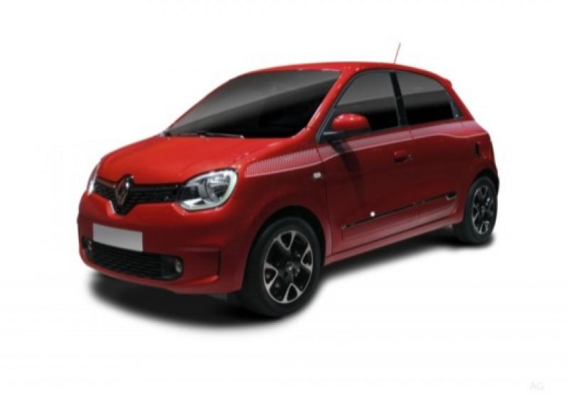 Renault Twingo 0.9 TCe 95ch Intens Rouge occasion à LE PERREUX-SUR-MARNE