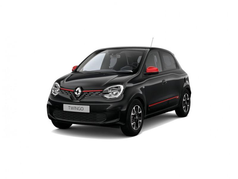 Renault Twingo 0.9 TCe 95ch Intens Noir occasion à DAX CEDEX