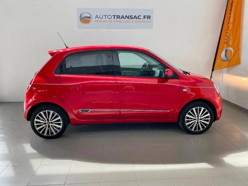 Renault Twingo 0.9 TCe 95ch Intens Rouge occasion à Albi - photo n°3