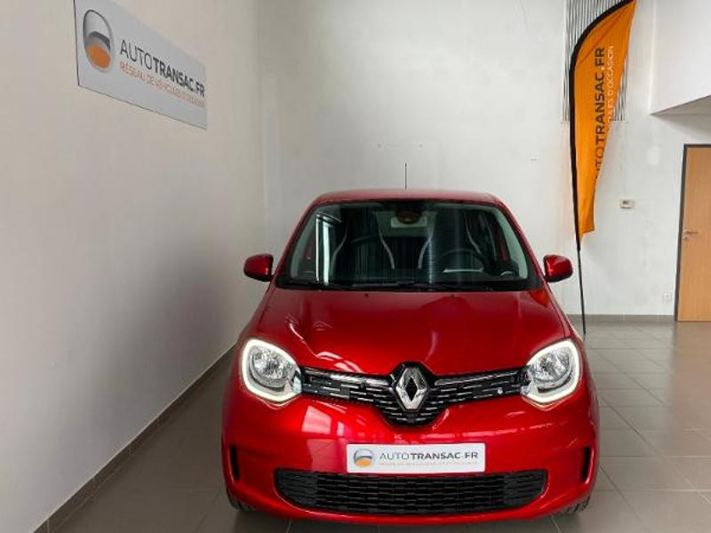 Renault Twingo 0.9 TCe 95ch Intens Rouge occasion à Albi - photo n°7