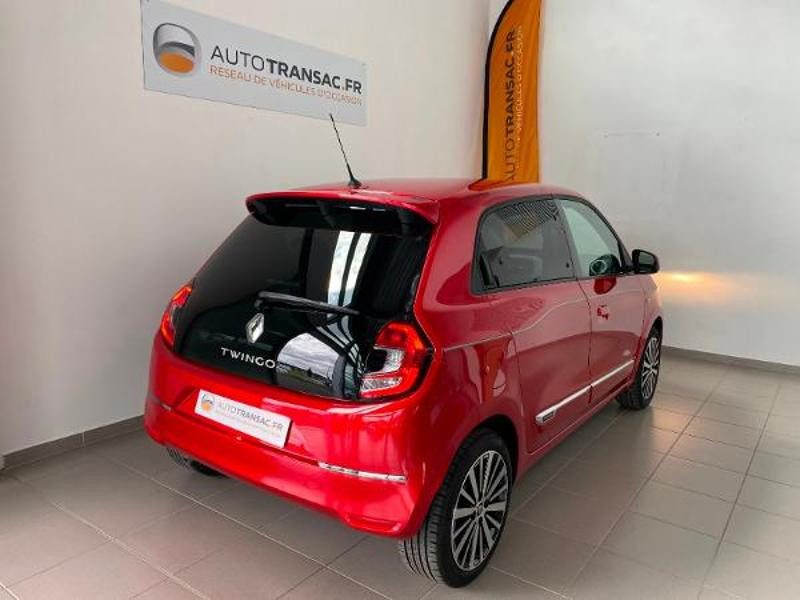 Renault Twingo 0.9 TCe 95ch Intens Rouge occasion à Albi - photo n°5