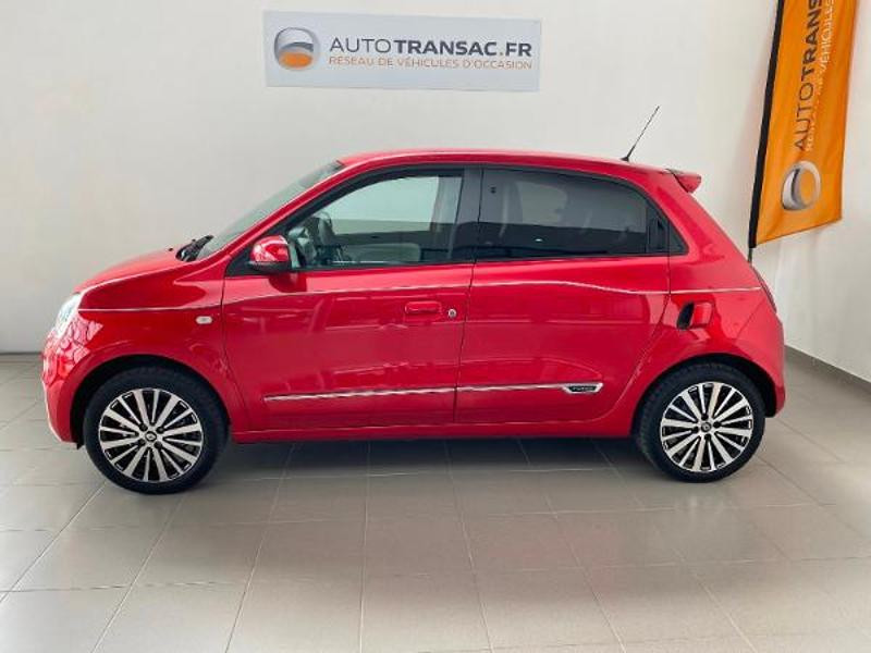 Renault Twingo 0.9 TCe 95ch Intens Rouge occasion à Albi - photo n°2
