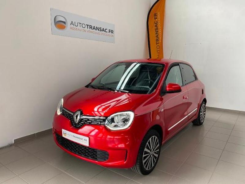 Renault Twingo 0.9 TCe 95ch Intens Rouge occasion à Albi