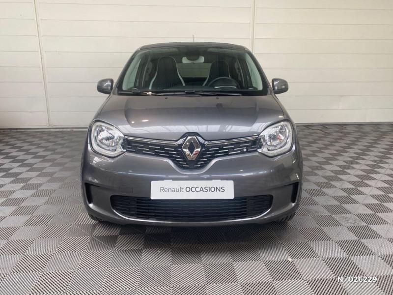 Renault Twingo 0.9 TCe 95ch Intens Gris occasion à Seynod - photo n°2