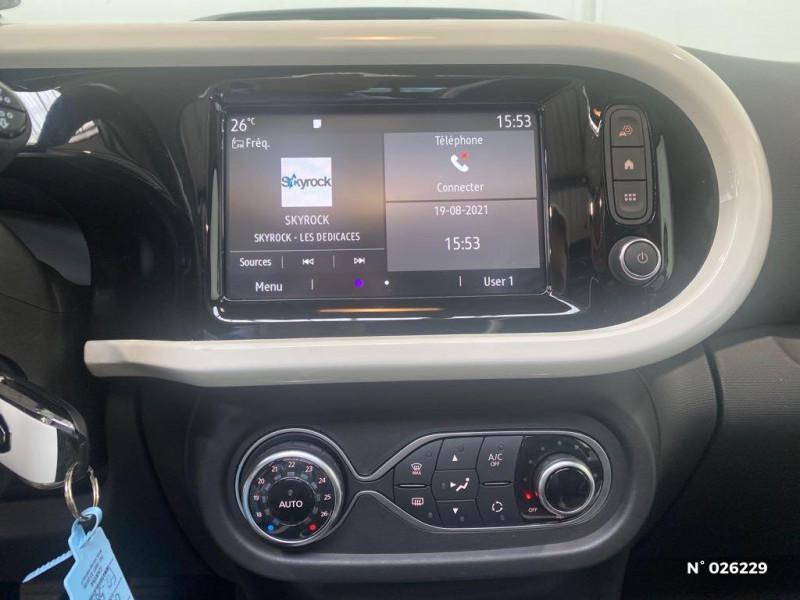 Renault Twingo 0.9 TCe 95ch Intens Gris occasion à Seynod - photo n°11