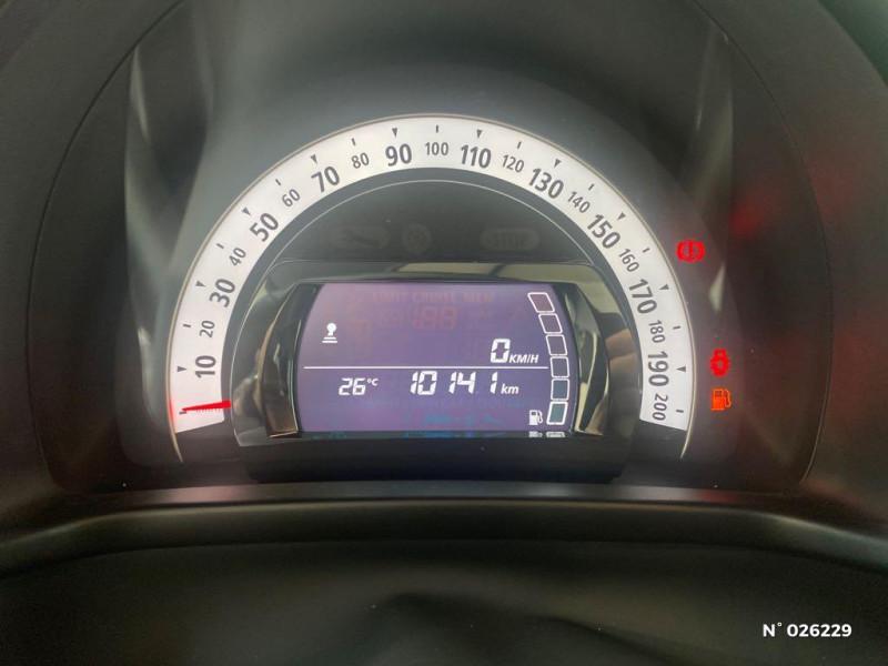 Renault Twingo 0.9 TCe 95ch Intens Gris occasion à Seynod - photo n°12