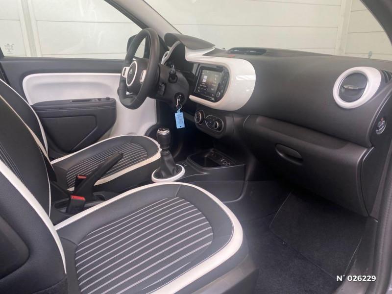 Renault Twingo 0.9 TCe 95ch Intens Gris occasion à Seynod - photo n°4