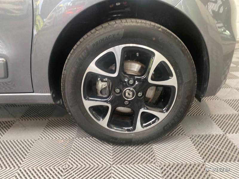 Renault Twingo 0.9 TCe 95ch Intens Gris occasion à Seynod - photo n°9