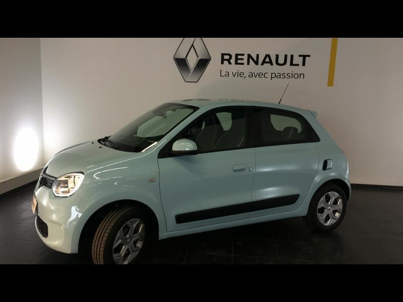 Renault Twingo 0.9 TCe 95ch Zen - 20 Bleu occasion à Albi