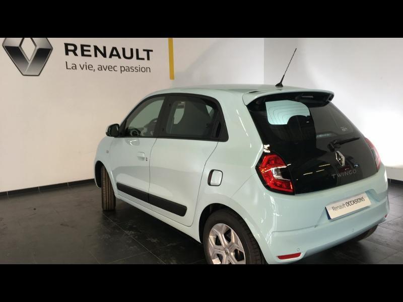 Renault Twingo 0.9 TCe 95ch Zen - 20 Bleu occasion à Albi - photo n°8