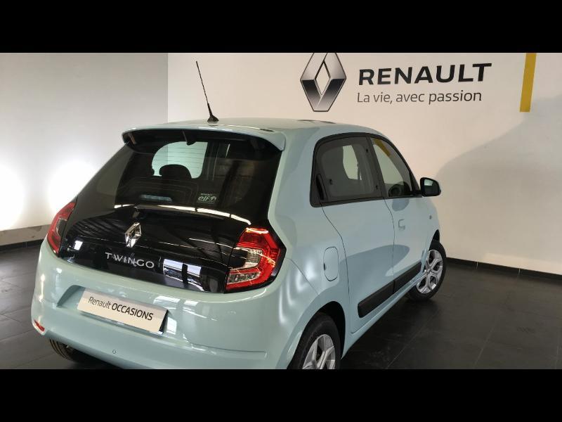 Renault Twingo 0.9 TCe 95ch Zen - 20 Bleu occasion à Albi - photo n°7