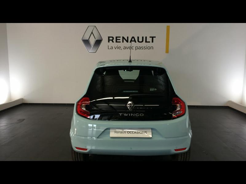 Renault Twingo 0.9 TCe 95ch Zen - 20 Bleu occasion à Albi - photo n°5