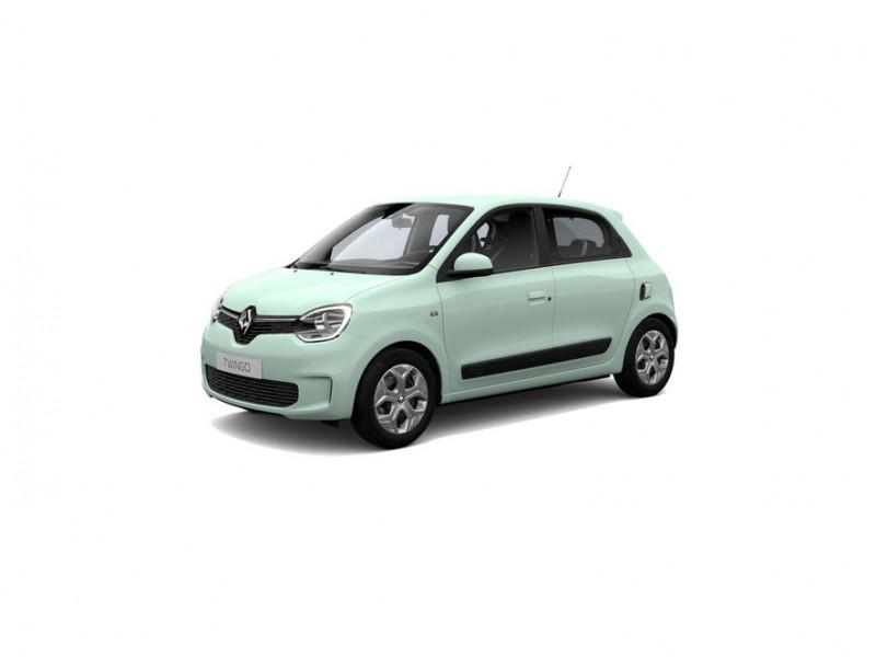 Renault Twingo 0.9 TCe 95ch Zen Vert occasion à DAX CEDEX