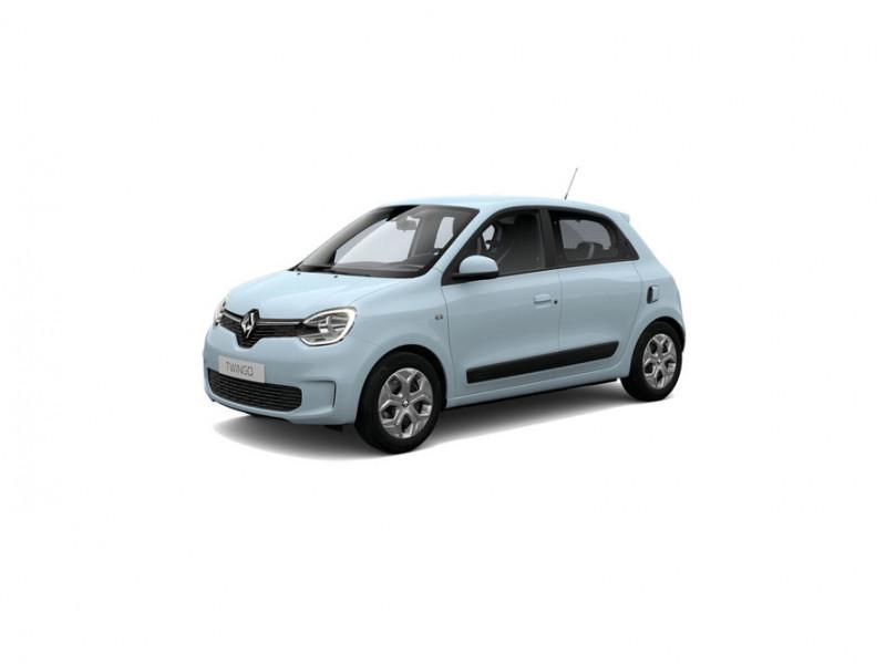 Renault Twingo 0.9 TCe 95ch Zen Bleu occasion à DAX CEDEX