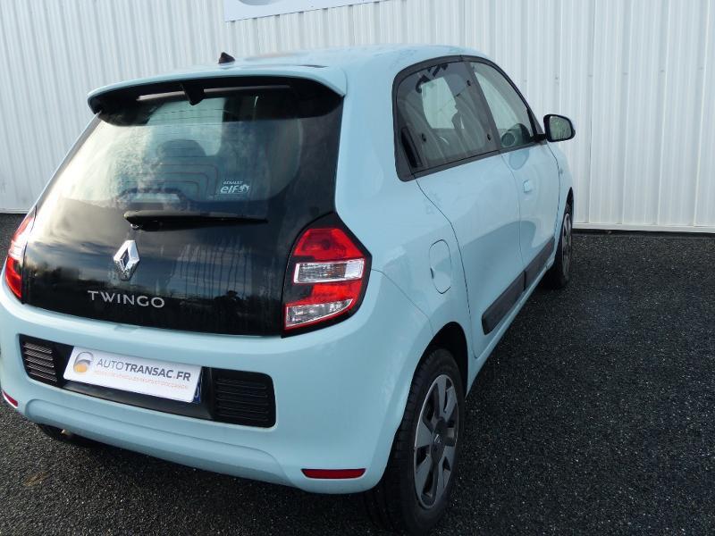 Renault Twingo 0.9 TCe 95ch Zen Bleu occasion à Figeac - photo n°7