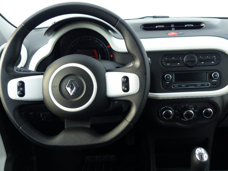 Renault Twingo 0.9 TCe 95ch Zen Bleu occasion à Figeac - photo n°11