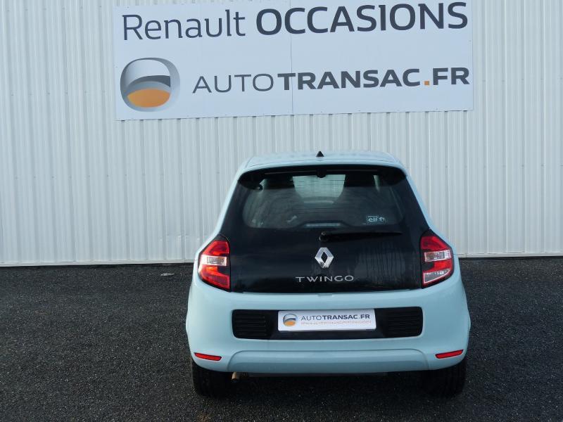 Renault Twingo 0.9 TCe 95ch Zen Bleu occasion à Figeac - photo n°5