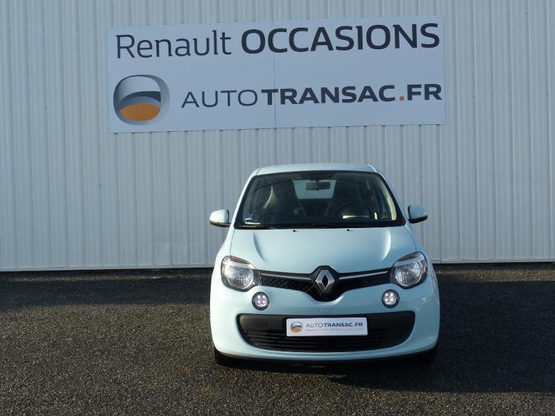 Renault Twingo 0.9 TCe 95ch Zen Bleu occasion à Figeac - photo n°2