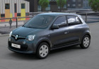 Renault Twingo 0.9 TCe 95ch Zen Gris à BAYONNE 64