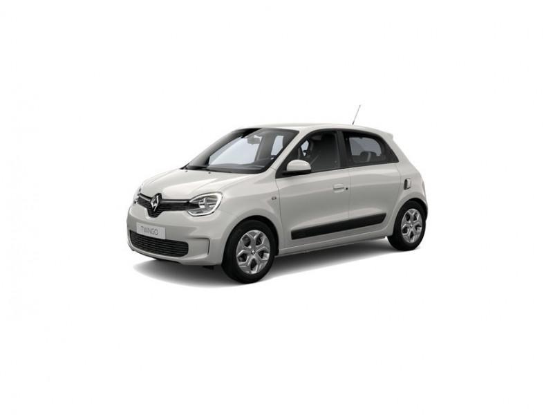 Renault Twingo 0.9 TCe 95ch Zen Blanc occasion à Auch