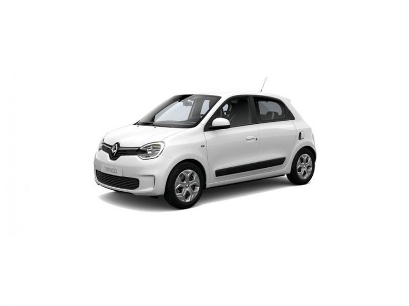 Renault Twingo 0.9 TCe 95ch Zen Blanc occasion à Langon