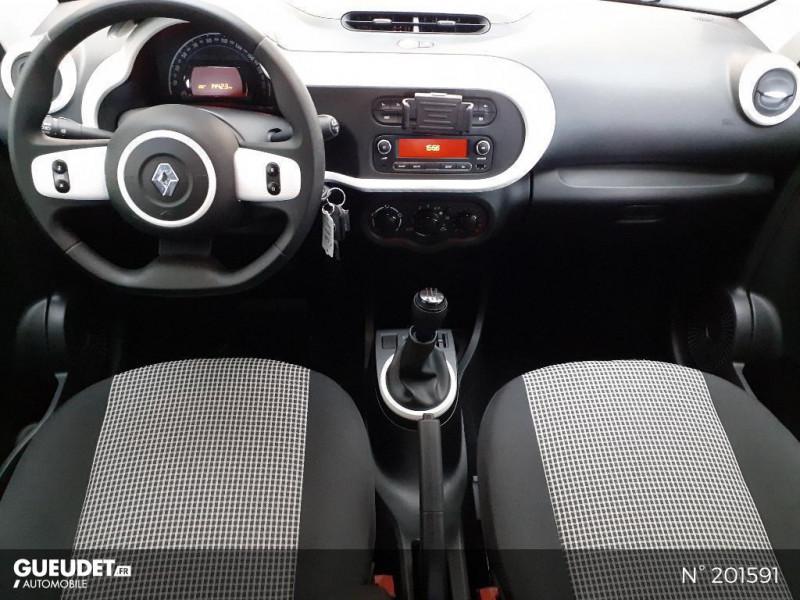 Renault Twingo 1.0 SCe 65ch Life Bleu occasion à Pont-Audemer - photo n°10