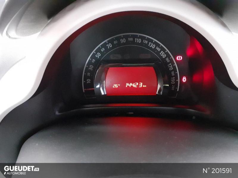 Renault Twingo 1.0 SCe 65ch Life Bleu occasion à Pont-Audemer - photo n°12