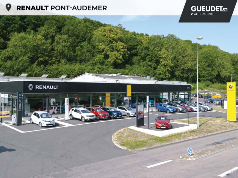 Renault Twingo 1.0 SCe 65ch Life Bleu occasion à Pont-Audemer - photo n°16