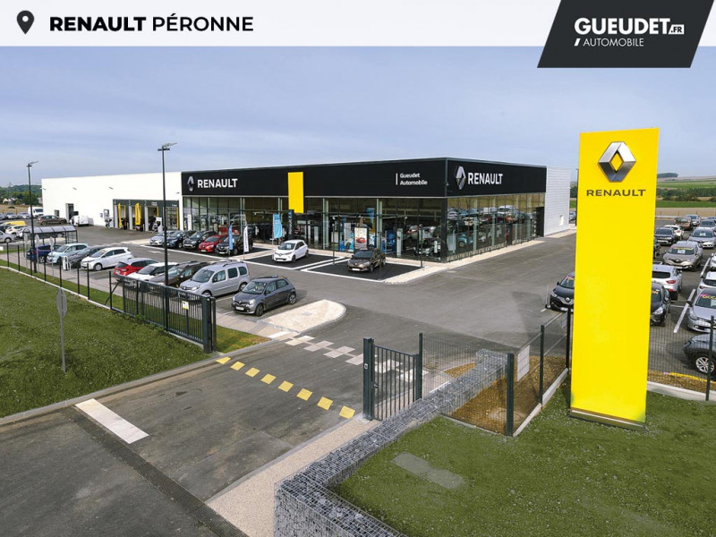 Renault Twingo 1.0 SCe 65ch Life Blanc occasion à Péronne - photo n°15