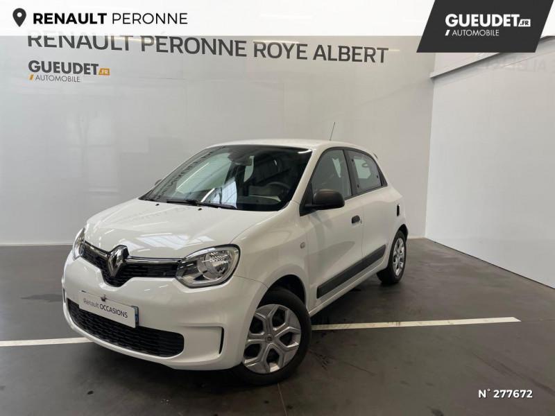 Renault Twingo 1.0 SCe 65ch Life Blanc occasion à Péronne