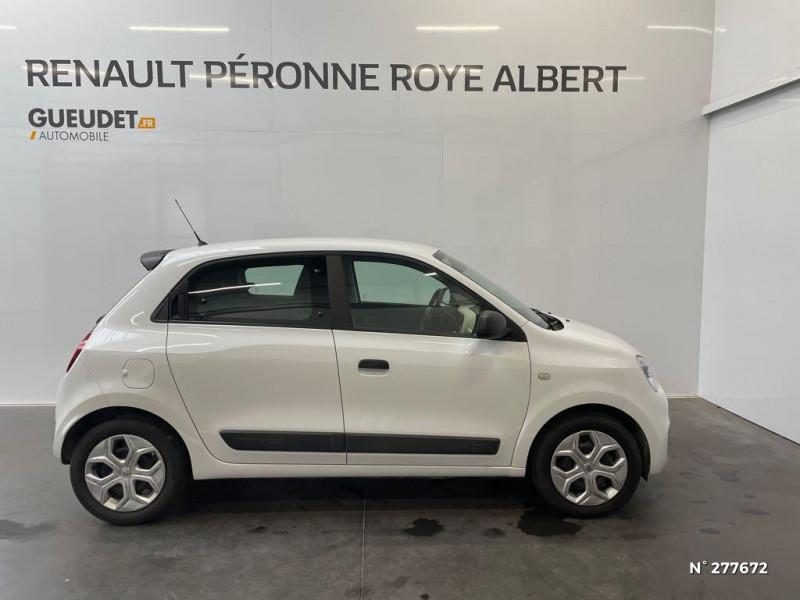 Renault Twingo 1.0 SCe 65ch Life Blanc occasion à Péronne - photo n°7