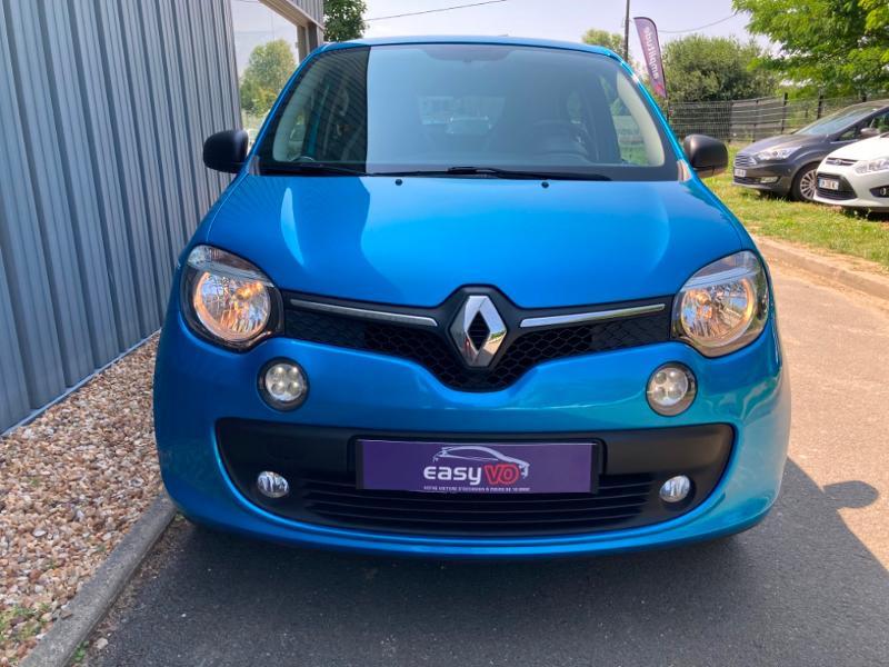 Renault Twingo 1.0 SCe 70ch Intens Boîte Courte Euro6 Bleu occasion à Saint-Doulchard - photo n°2