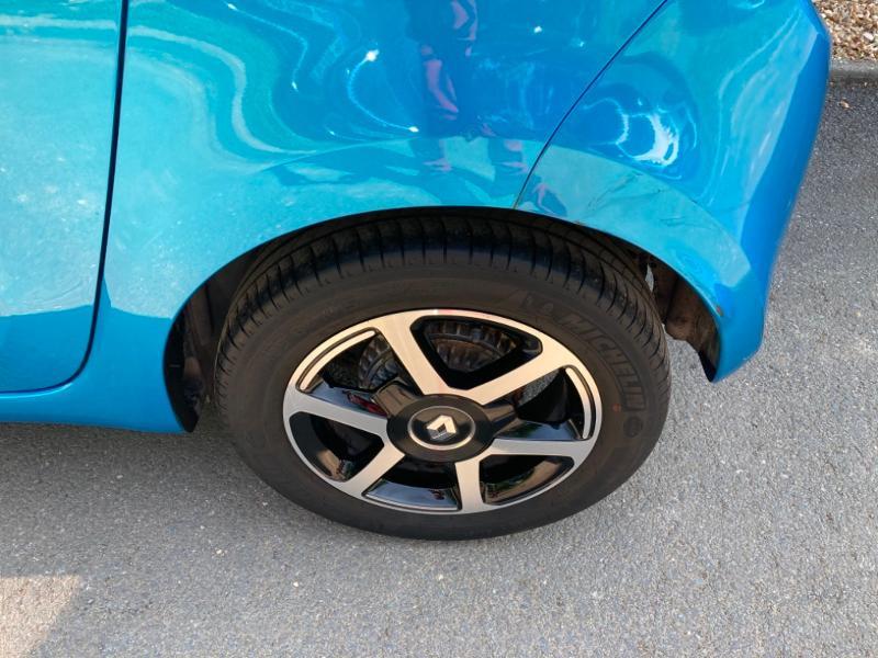 Renault Twingo 1.0 SCe 70ch Intens Boîte Courte Euro6 Bleu occasion à Saint-Doulchard - photo n°10