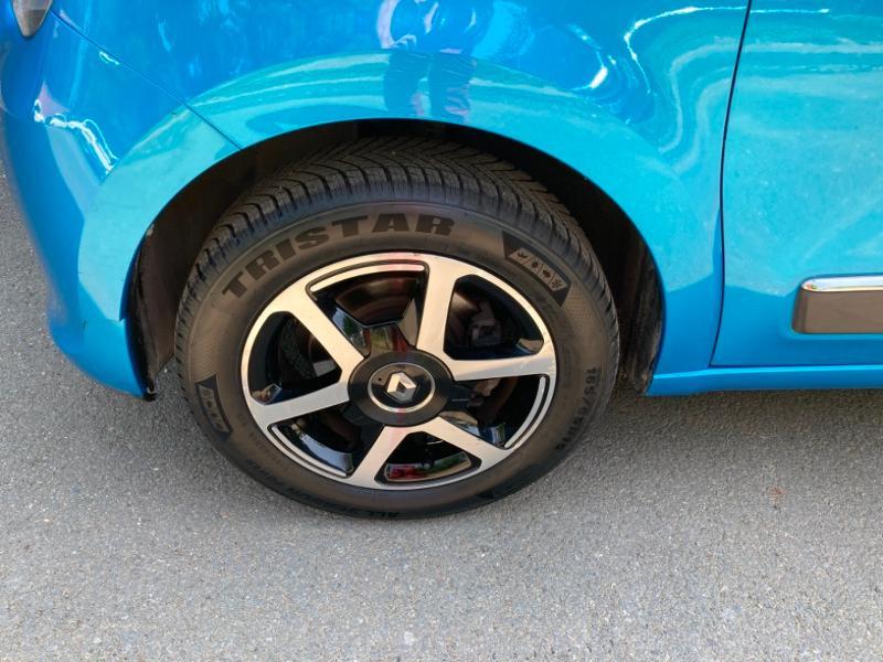 Renault Twingo 1.0 SCe 70ch Intens Boîte Courte Euro6 Bleu occasion à Saint-Doulchard - photo n°11