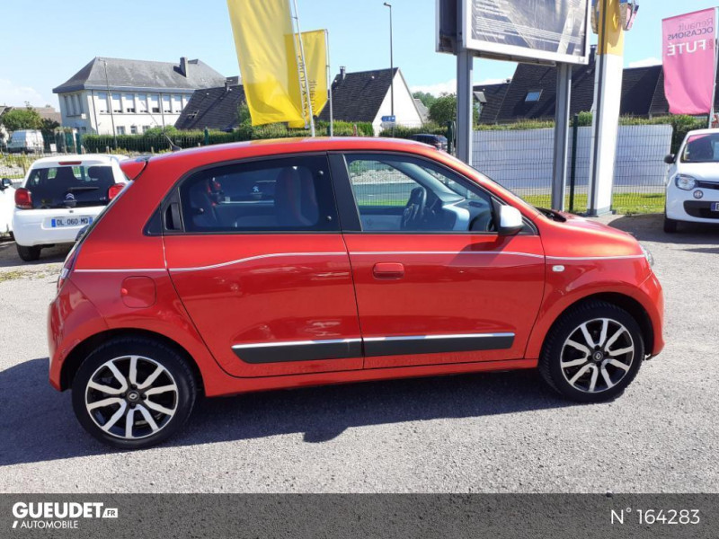 Renault Twingo 1.0 SCe 70ch Intens Rouge occasion à Deauville - photo n°7