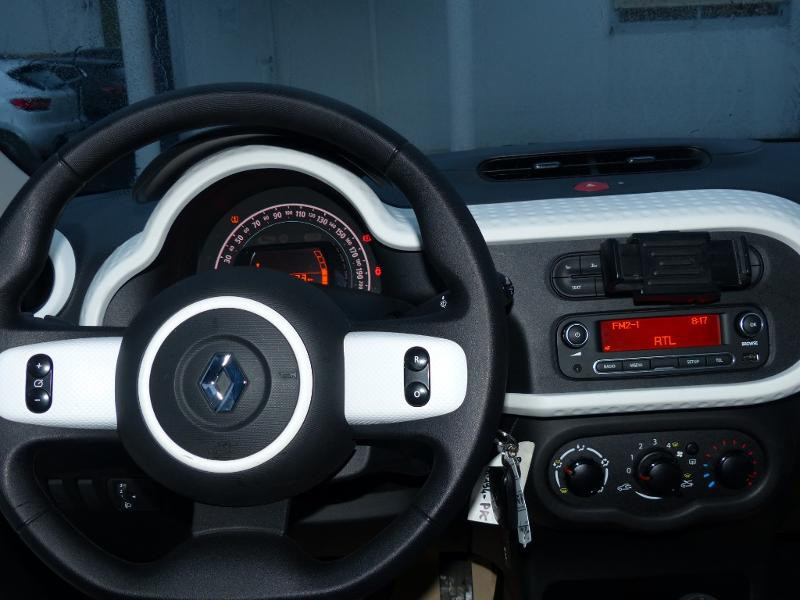 Renault Twingo 1.0 SCe 70ch Life 2 Boîte Courte Euro6 Blanc occasion à Albi - photo n°10
