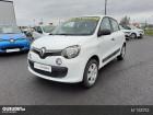 Renault Twingo 1.0 SCe 70ch Life 2 Boîte Courte Euro6 Blanc à Bernay 27
