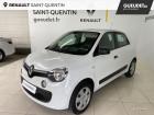 Renault Twingo 1.0 SCe 70ch Life 2 Boîte Courte Euro6 Blanc à Saint-Quentin 02