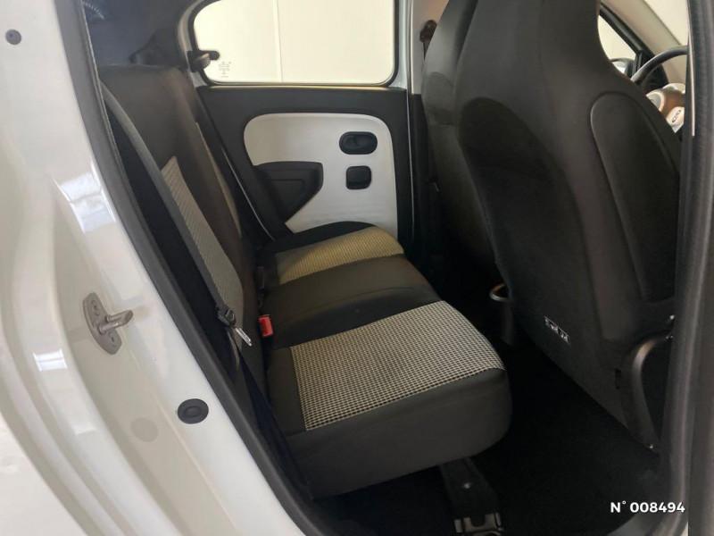 Renault Twingo 1.0 SCe 70ch Life Euro6c Blanc occasion à Bonneville - photo n°5