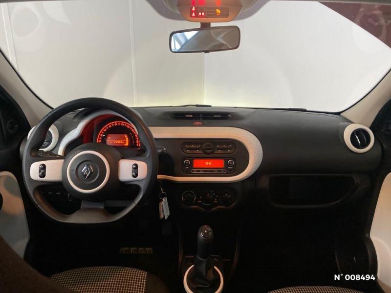 Renault Twingo 1.0 SCe 70ch Life Euro6c Blanc occasion à Bonneville - photo n°10