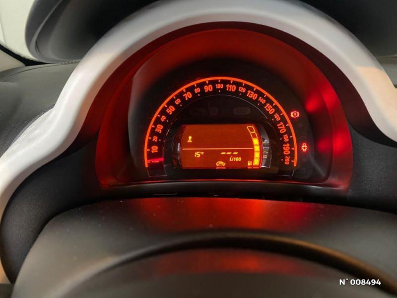 Renault Twingo 1.0 SCe 70ch Life Euro6c Blanc occasion à Bonneville - photo n°12