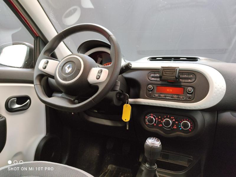 Renault Twingo 1.0 SCe 70ch Limited Euro6c Rouge occasion à PLOERMEL - photo n°10