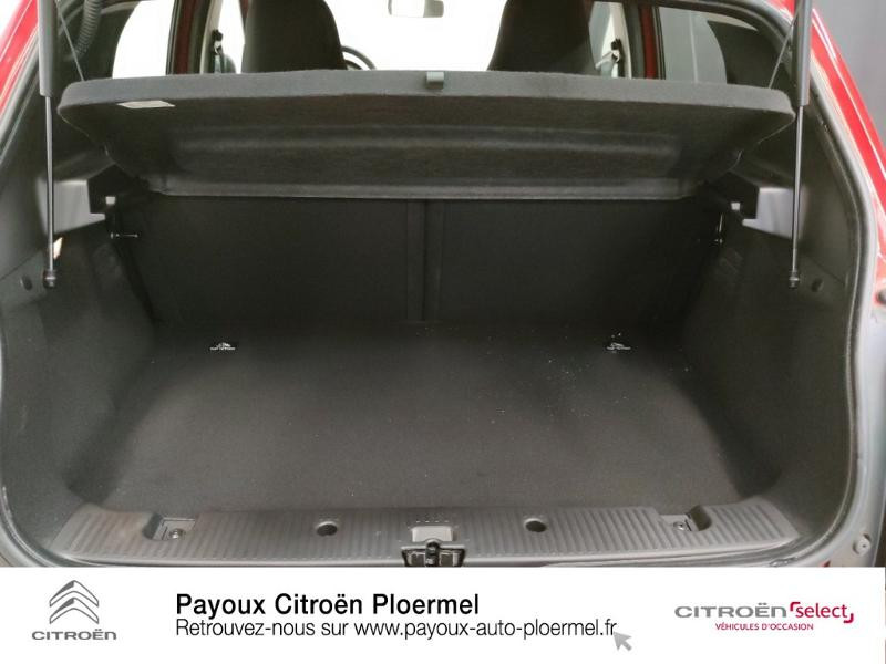 Renault Twingo 1.0 SCe 70ch Limited Euro6c Rouge occasion à PLOERMEL - photo n°6