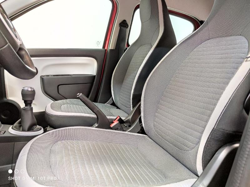 Renault Twingo 1.0 SCe 70ch Limited Euro6c Rouge occasion à PLOERMEL - photo n°11