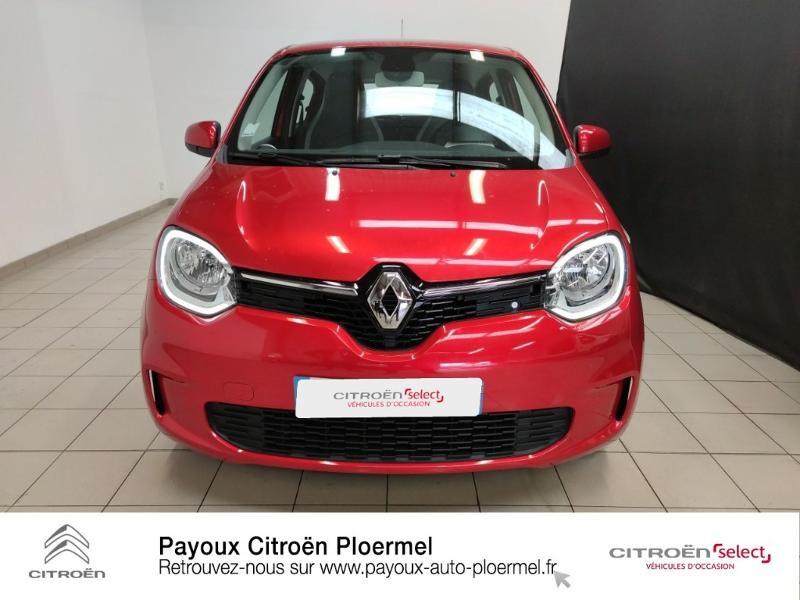 Renault Twingo 1.0 SCe 70ch Limited Euro6c Rouge occasion à PLOERMEL - photo n°2