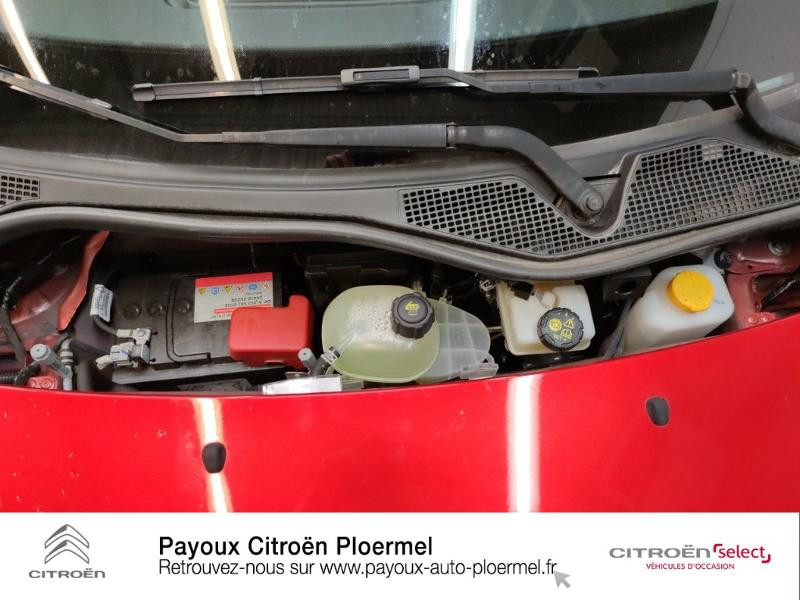 Renault Twingo 1.0 SCe 70ch Limited Euro6c Rouge occasion à PLOERMEL - photo n°20