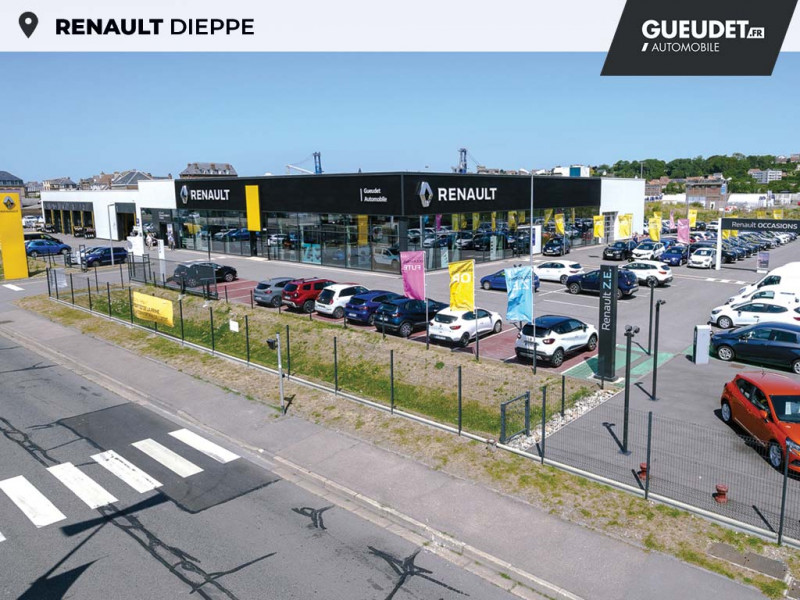 Renault Twingo 1.0 SCe 70ch Limited Euro6c Blanc occasion à Dieppe - photo n°15