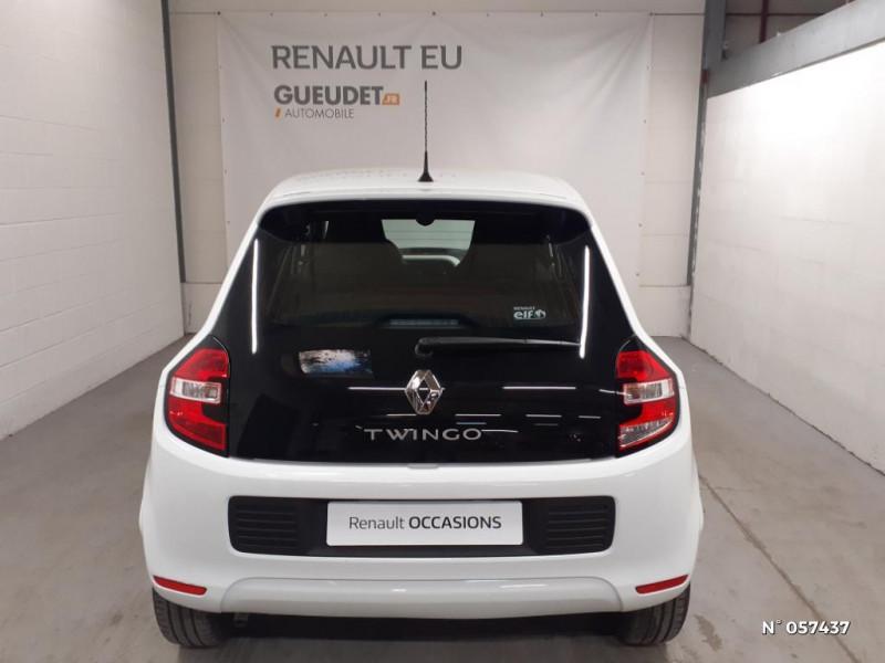 Renault Twingo 1.0 SCe 70ch Limited Euro6c Blanc occasion à Eu - photo n°3