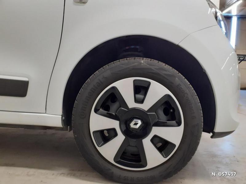 Renault Twingo 1.0 SCe 70ch Limited Euro6c Blanc occasion à Eu - photo n°9