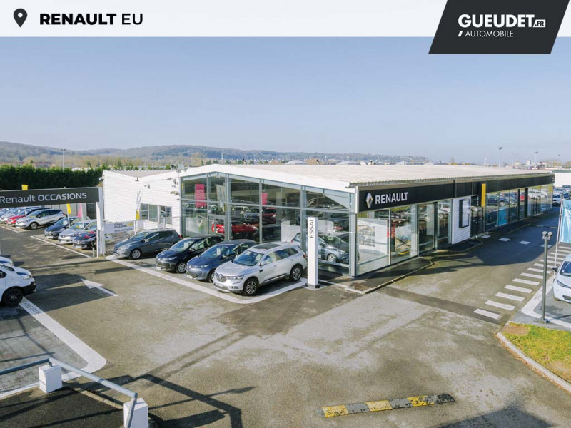 Renault Twingo 1.0 SCe 70ch Limited Euro6c Blanc occasion à Eu - photo n°16